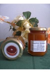 Grapefruit-Marmelade