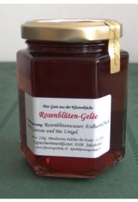 Rosenblüten-Gelée