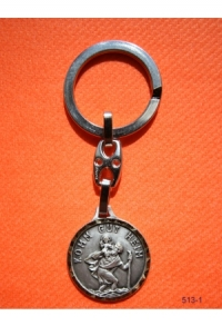 Christopherus Schlüsselanhänger
