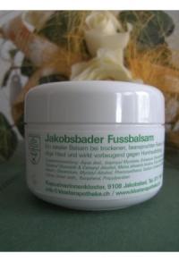 Jakobsbader Fuss-Balsam/ Baume pour les pieds de Jakobsbad