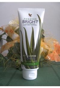 Zahnpaste mit Aloe